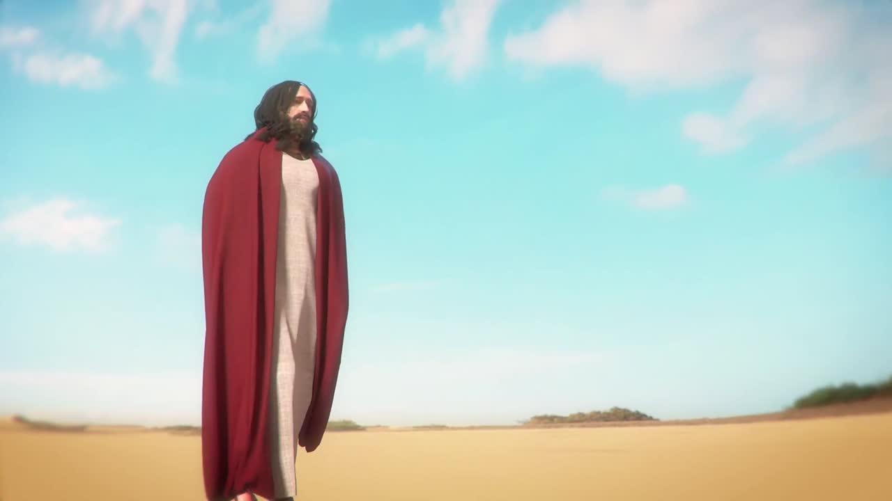 No Es Broma Tráiler Del Juego De Jesucristo Con Milagros Multiplicación De Peces Y Más Meristation